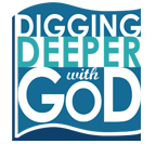Digging Deeper with God - Logo
