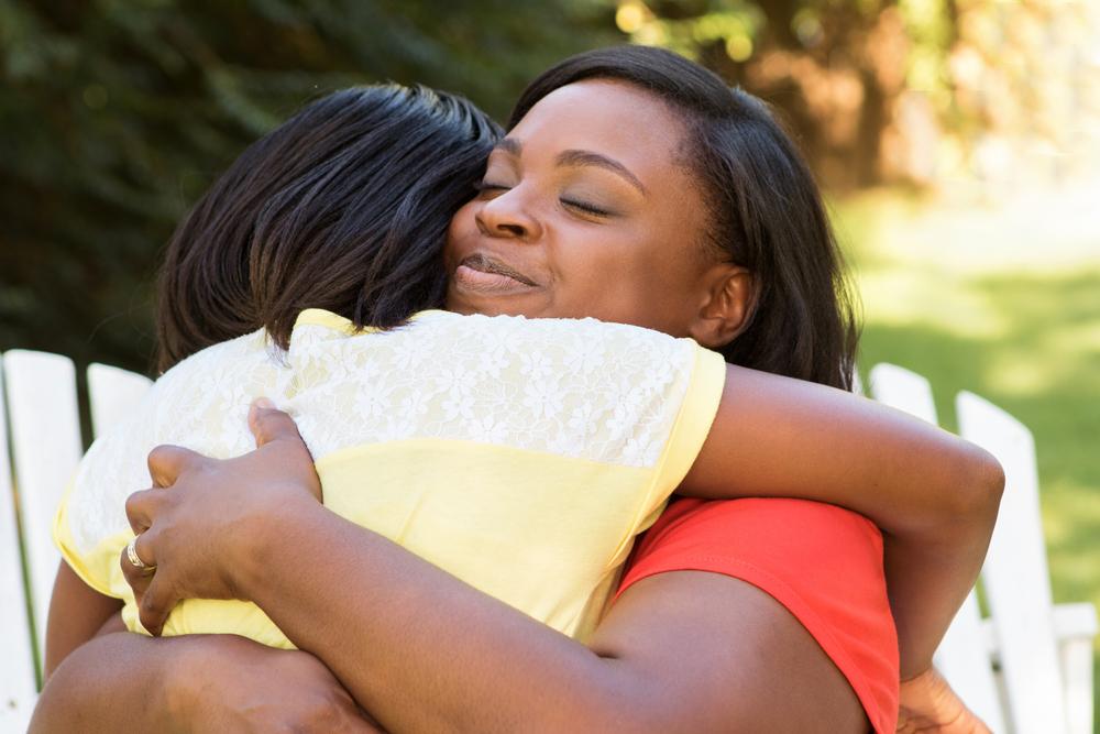 When You Need a Healing Touch_women hugging