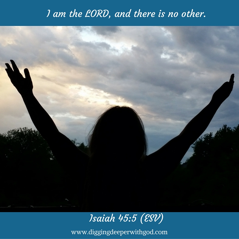 What Is God's Word for You Today_arms raised in praise
