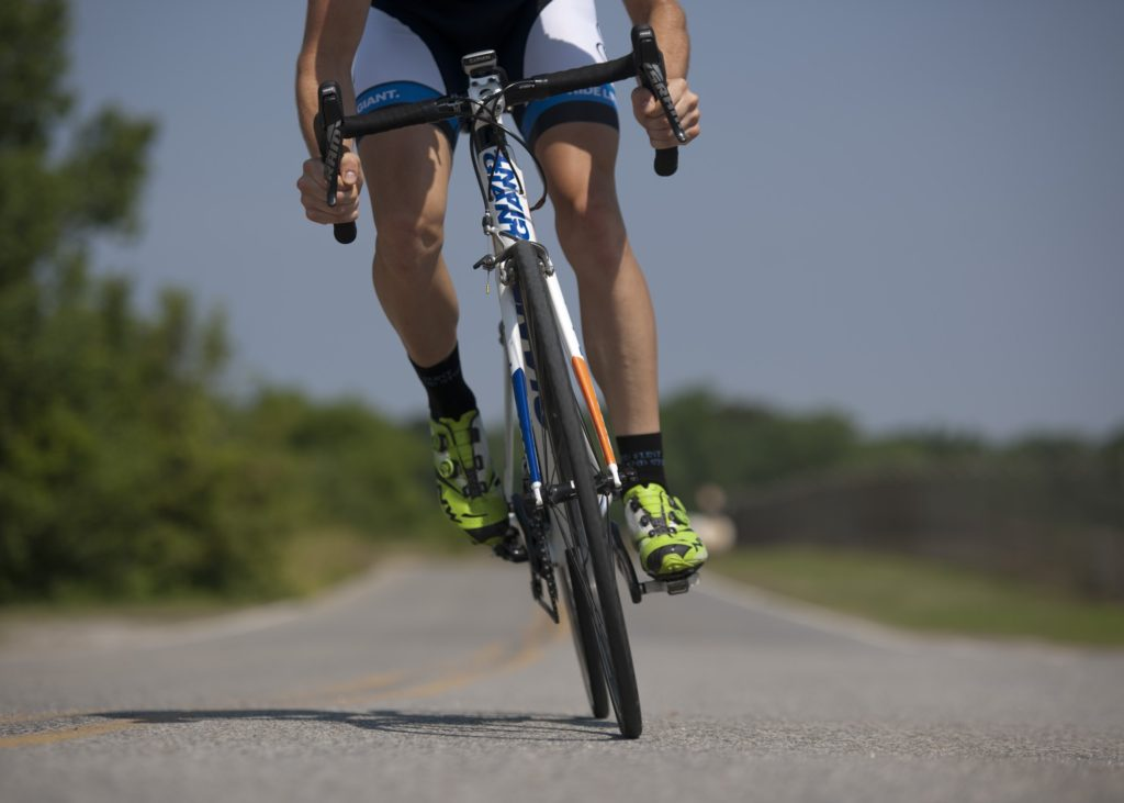 What Role Has God Given You_male professional cyclist