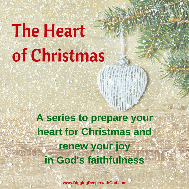 The Heart of Christmas devotional series