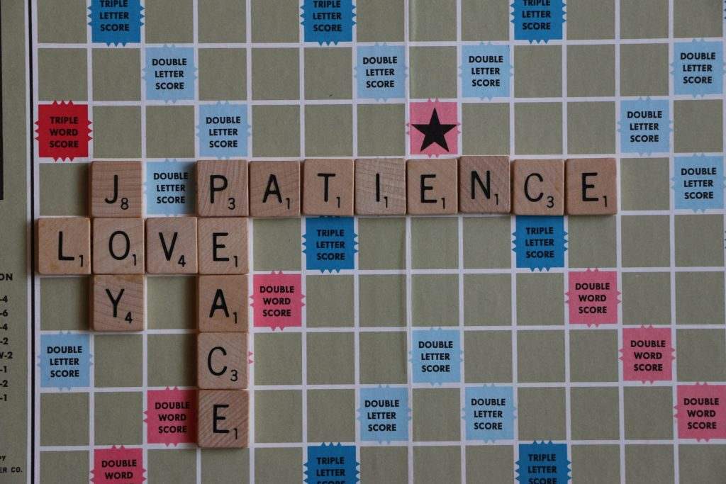 Fruit of the Spirit: Patience that Leads to Hope and Peace