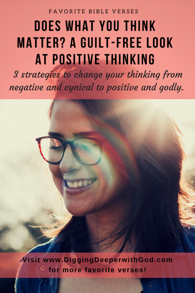 Does What You Think Matter? A Guilt-Free Look at Positive Thinking