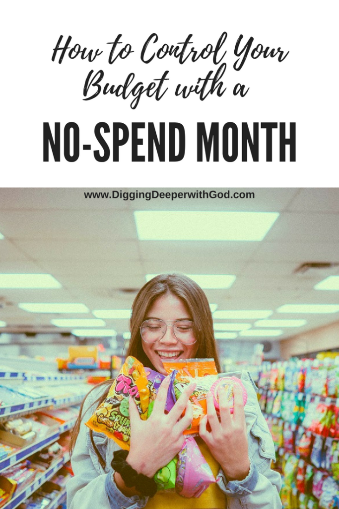 How to Control Your Budget with a No-Spend Month