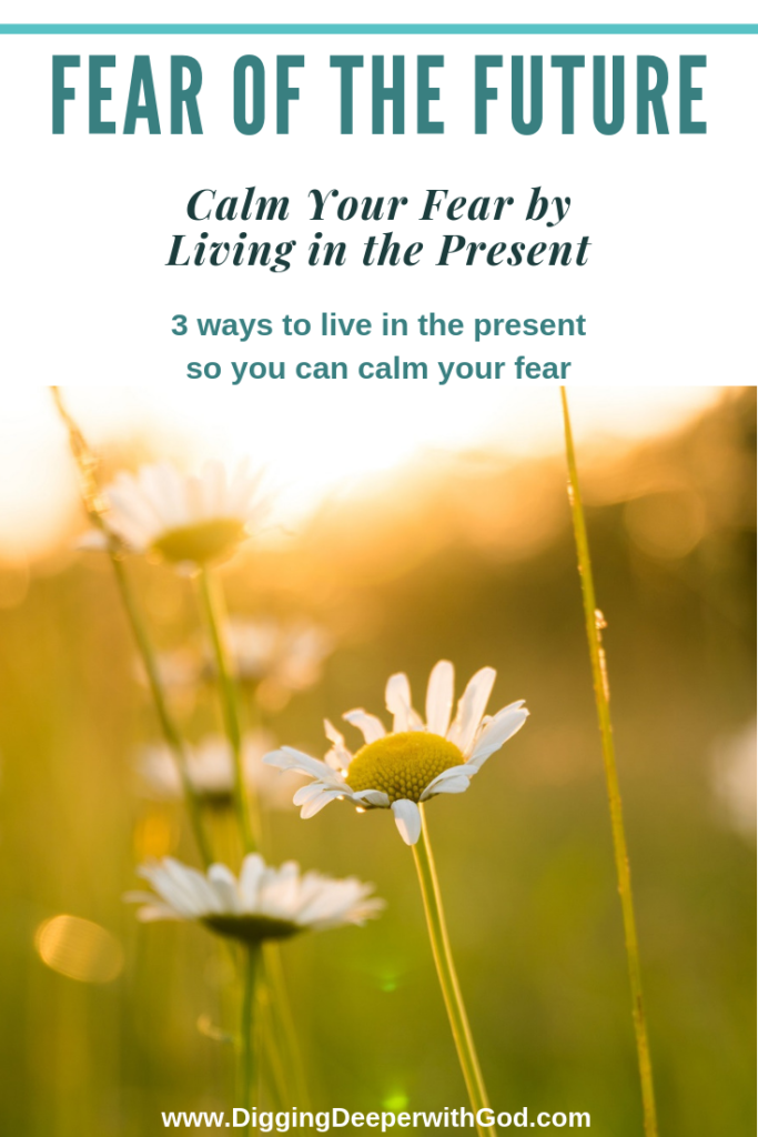 Fear of the Future: Calm Your Fear by Living in the Present