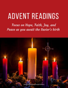 Advent Readings to Use with an Advent Wreath