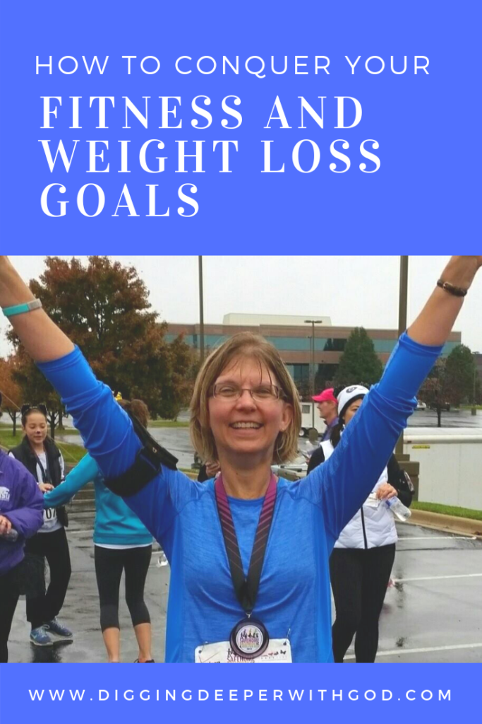 How to Conquer Your Fitness and Weight Loss Goals